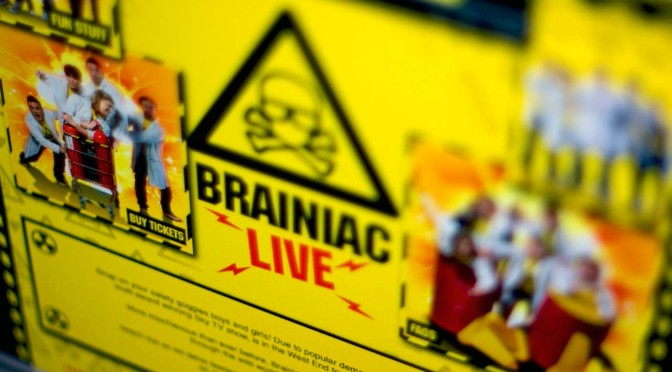 Brainiac Live website