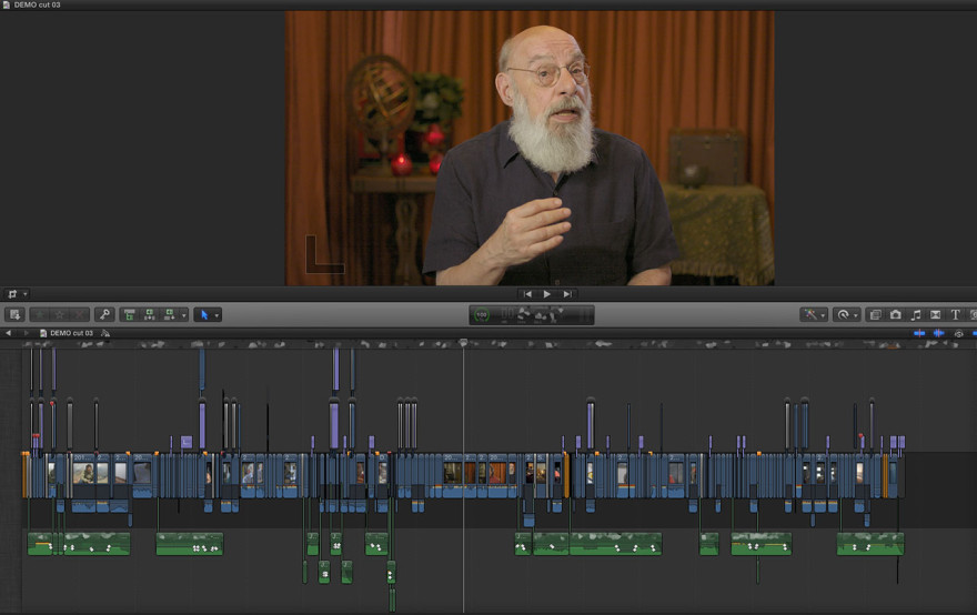 What DEMO: The Movie looks like after a few days' post-production
