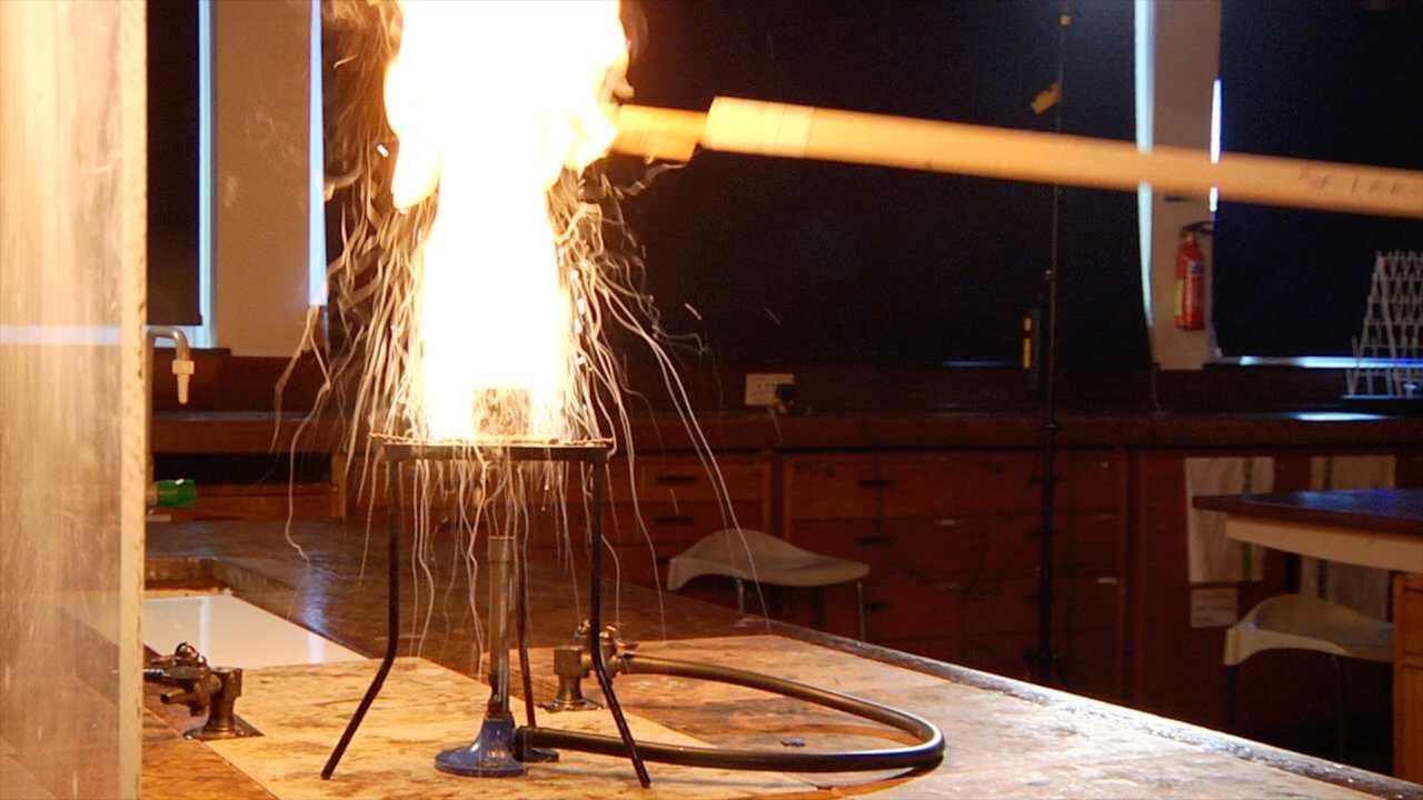 Chip Pan Fire Water Chip Pan Fire