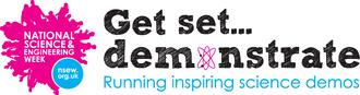 Get Set Demonstrate logo