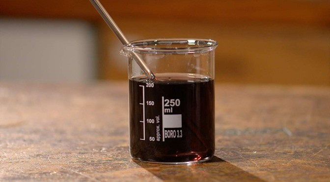 Magic in the classroom: The Iodine Clock